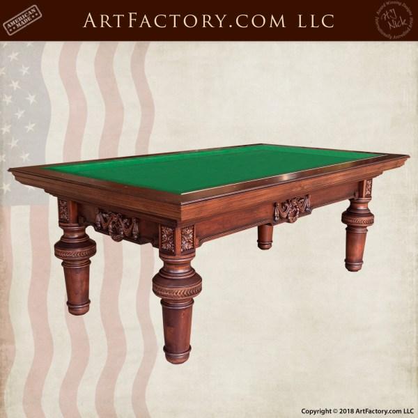 custom carom table