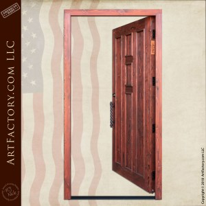 craftsman speakeasy door