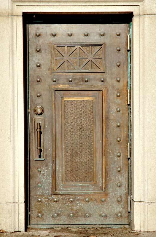 Medieval Two Panel Custom Gate Entrance BCG12