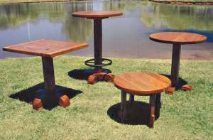 Restaurant Tables - Hand Made In USA  Since 1913 - CTS243
