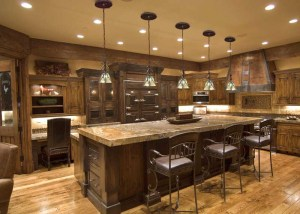 Kitchen Cabinets - Chairs - Lighting - CHT01241