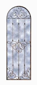 Custom Iron Grill for Windows or Doors -   GR02