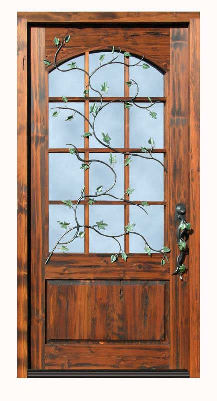 Door - Designed From Tuscany Antiquity - GR1296 ...  sc 1 st  Scottsdale Art Factory & Door - Design From Tuscany Antiquity - Custom Doors - Solid Wood Doors