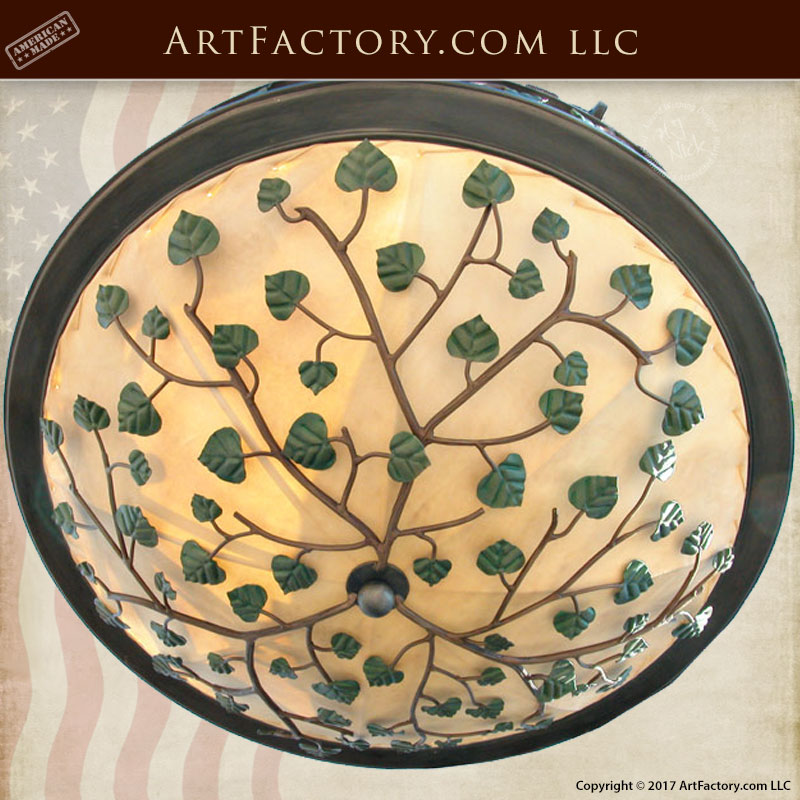 Chandelier Ceiling Mounted Celebrates Mother Nature  - LC920