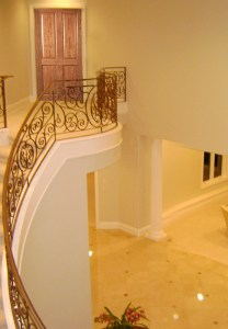 Stair Rails - Designed From Historic Record - SRH654