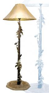 Floor Lamp Oak Leaves - LF741