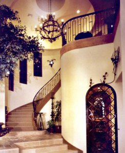 Custom Stairs - Designed From Antiquity - SR897