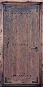 Entry Door - Chateau de Saissac 11th Cen France -  2390RG