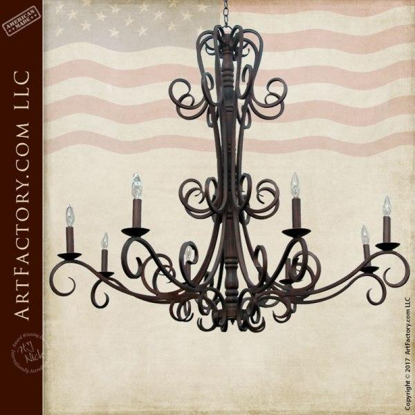 Spanish designer chandeliers
