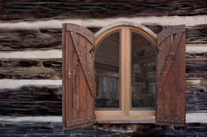 Custom Windows - Design From Antiquity - HW234