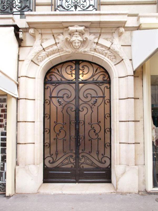 Ornamenal gates custom entrance garden estate