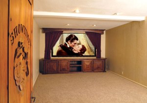 Home Theater - Designed To Customer Request - CHT83