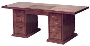 Desk - French Art Deco - Jules Leleu - FSD088