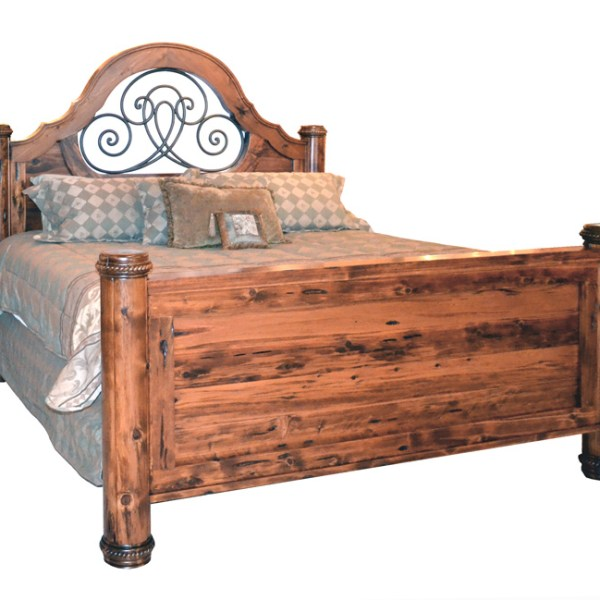 King Bed - French Bed Design - CFB6655