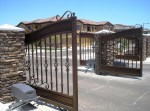 Driveway Gate - Customer Provided Photo - IG8665
