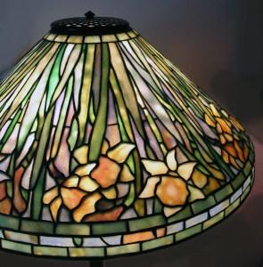 Daffodil - A Louis Comfort Tiffany & Co. Cir 1901 - TIF987