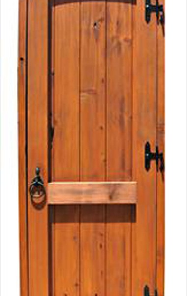 Entry Door - Castle of Jehay-Bodegnae 17th Cen Belgium - 8403A