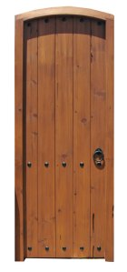 Custom Made Door - Castel del Monte Italy 13th Century - 8403AT