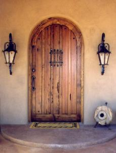 Grand Entrance - Speak Easy  Entrance Door  - 3000AT