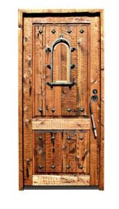 Door - Inspired by Rumbeke Castle 18th Cen Belgium - 4015RP