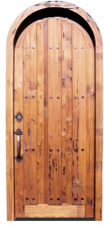 Door -  Castle  Kruja 13th Cen Albania -  5004RP