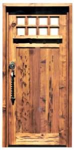 Entry Door - Byblos Castle Design 12th Cen -  4376GF