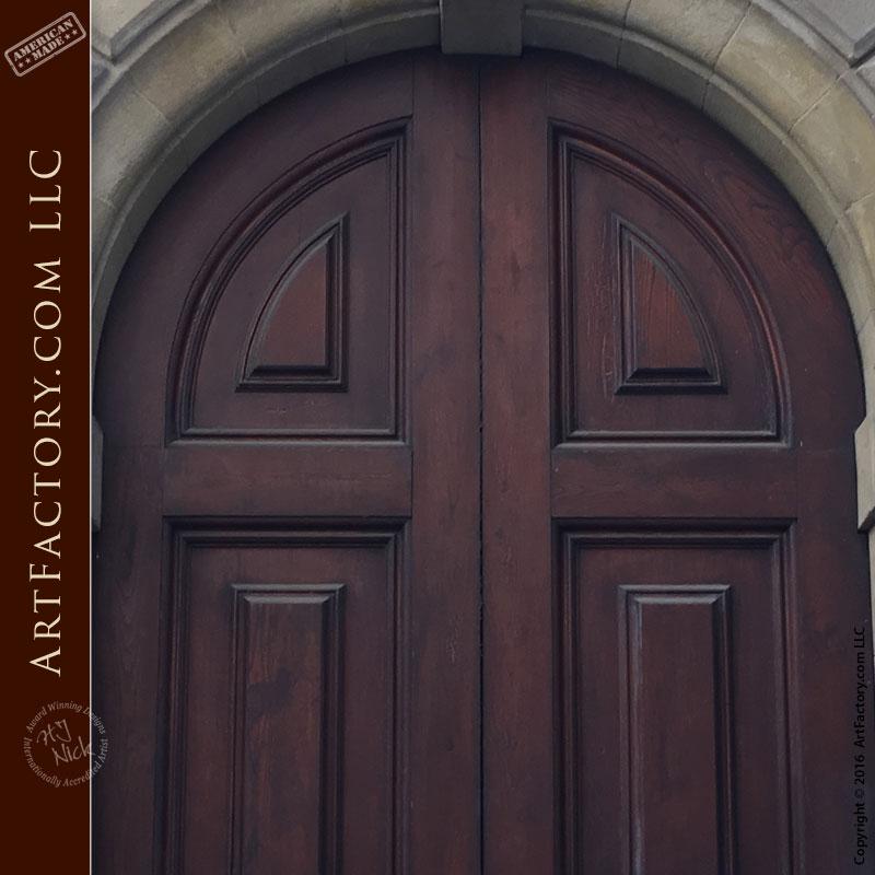 Sei Pannello - Rome Collection - Custom Wood Doors - RD900