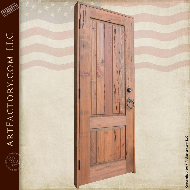 Guten Slim Plank Custom Entrance Door - STD888