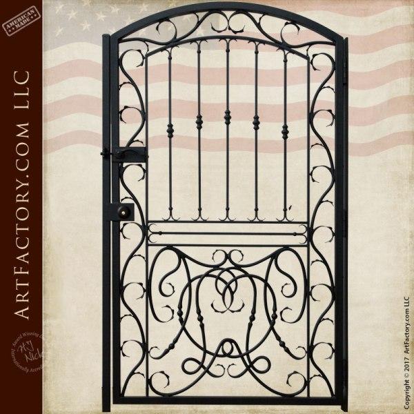 High Quality Wrought Iron Gates