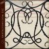Custom Iron Harvard University Gate Designs - 1341IGA
