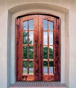 French Doors - Mir Castle Russia 15th Cen - 7026GP