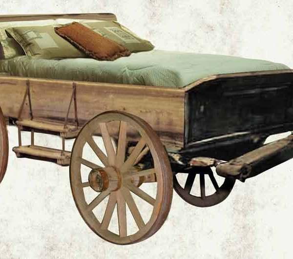 ... Wagon Bed - Antique Western Wagon Beds - CBB626 - Wagon Bed - Antique Western Wagon Beds