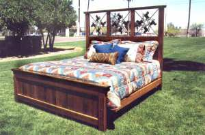 King Bed - Western King Bed - CBB669