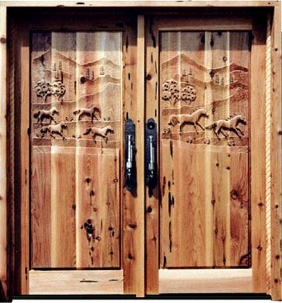 Entry Door - Chateau d'Oiron 15th Cen France - 6022HC
