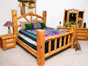 King Bed - Customer Provided Photo- CH2033