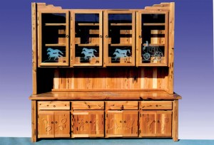 Hutch - Display Cabinets - CBH680