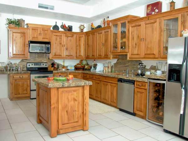 Kitchen Cabinets - Customer Provided Photos - CH2034
