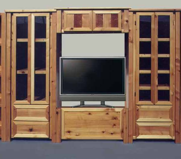 Entertainment Center - Made in America Since 1913 - CTEC230