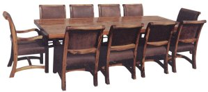 Dining Table - Castle Dining Table  - CFT323B