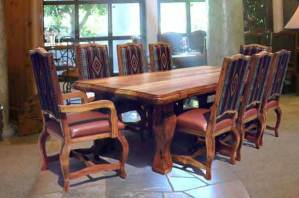 Dining Table - Castle Dining Table - CFT391