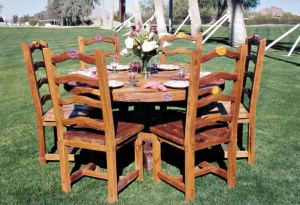 Dining Table - Round Dining Table - CST824
