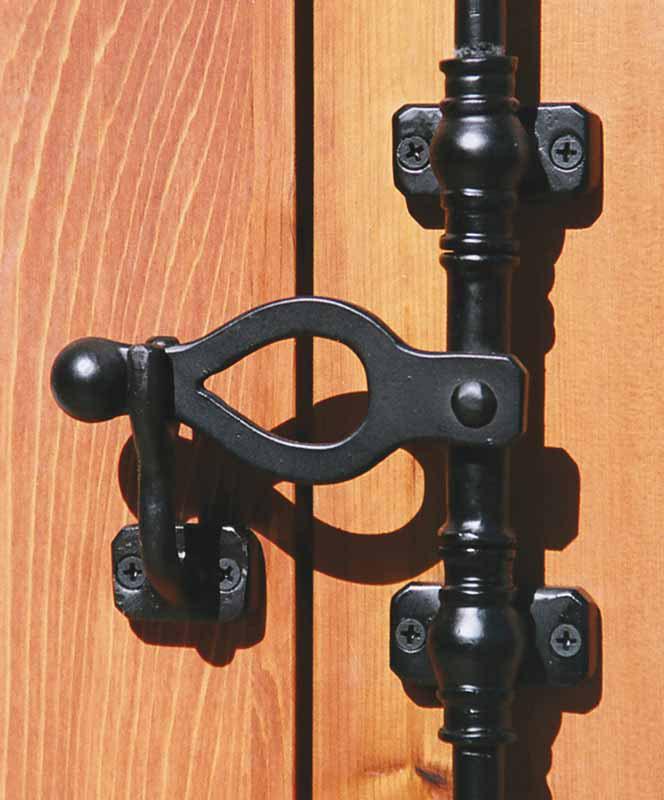 Window Security Bar Latch - HH4