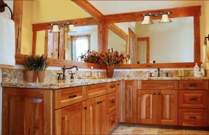 Custom Cabinets - Handcrafted In USA Since 1913 - BATH77