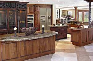 Custom Kitchen - Furniture Built Cabinets Since 1913 -   KIT9080