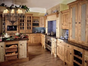 Country French - Custom Kitchens Since 1913 -  KIT14