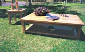 Coffee Table - Mission Arts And Craftsmen  - TSLT913