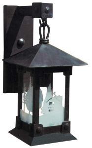 Lantern Sconce - Chateau de Thorens Style 12th Cen - LS042