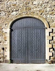 Entry Gate - Chirk Castle 13th Century Wales 1255ATT