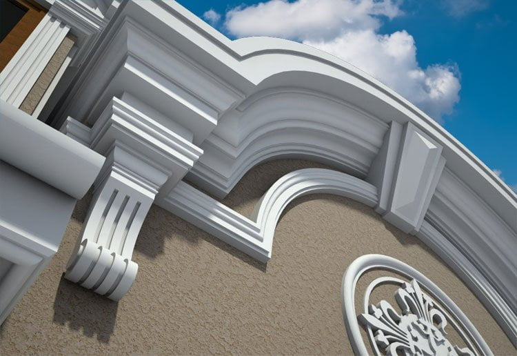 SketchUp Library Of Architectural Decoration: 350+ Models