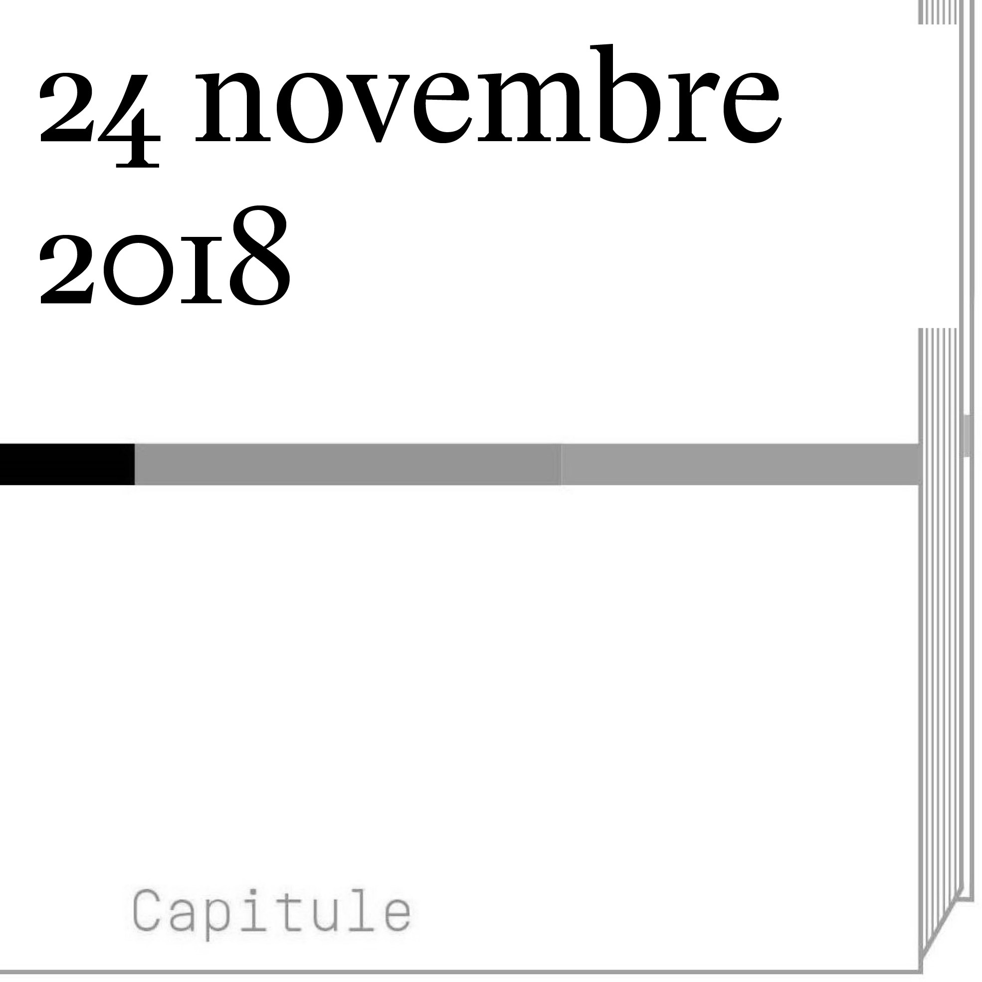Vernissage de «Capitule» de Sandrine Pelletier et Alain Huck